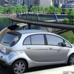 Mitsubishi i-MiEV – Win an iPod Nano