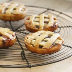 Apple and Blueberry Mini Tarts
