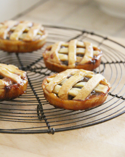 Dandi Apple & Blueberry Tarts