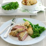 Recipe: Lamb Backstrap with Pistachio and Brazil Nut Crust