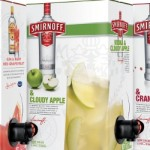 Smirnoff No. 21 Vodka and Cloudy Apple