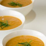 Carrot and Sweet Potato Soup