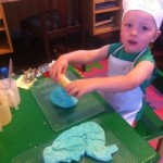 Cooking with Sonny: No Cook Playdough