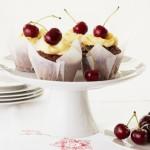RECIPE: Black Forest Cupcakes