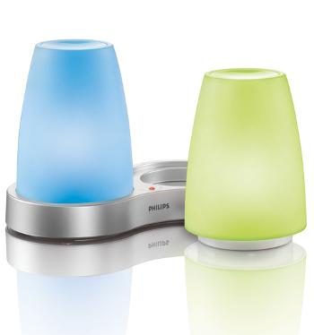 Imageo colour tablelights