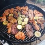 Preparing Your BBQ