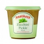 Anathoth – Zucchini Pickle