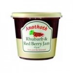 Anathoth – Rhubarb and Red Berry Jam