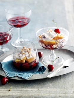 Australian Cherries_Very Cherry Trifle