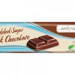 Well Naturally No Added Sugar Milk Chocolate