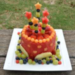 Recipe: A Cake Made From Fruit