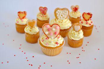 Queen SSP Cupcakes