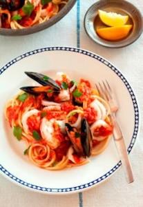 Mutti Polpa - Spaghetti Marinara