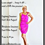 Sally Symonds – Passion is Everything Seminar