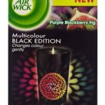 Airwick Multicolour Black Edition Candle (Plus Win One)
