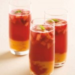 Recipe: Nectarine Plum Cocktails