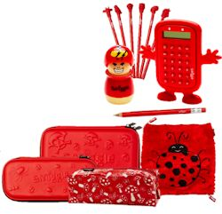 smiggle red