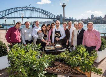 Australian Macadamias Celebrates 40 Years - Karen Martini Kylie Kwong Giovanni Pilu Adriano Zumbo and Australian Macadamia Growers