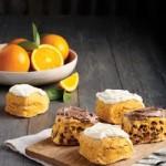 Bakers Delight Orange Scones