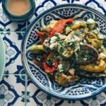 Recipe: Chargrilled Mediterranean and Macadamia Salad