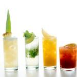 Parko's Pacers Mocktails