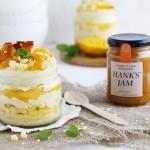 Recipe: Tropical No Bake Marmalade Cheesecakes