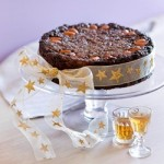 Recipe: SUGAR FREE and GLUTEN FREE Christmas Cake