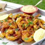 Recipe: Sweet Chilli Prawns