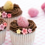 Recipe: Sugar Free Easter Chocolate Cupcakes