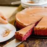 Recipe: Carrot, Beetroot, Chocolate Mud Cake