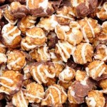 Recipe: Ginger Spiced Caramel Popcorn with White Chocolate