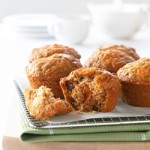 Recipe: Low Fat Persimmon Muffins