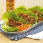 Recipe: Chili Garlic Chicken Lettuce Wraps