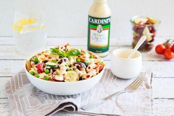 Italian Pasta Salad-2707