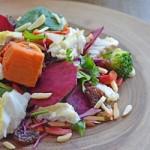 Recipe: Super Food Winter Salad and Barramundi