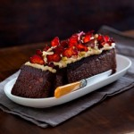 Recipe: Beetroot and Chocolate Loaf with Cashew Frosting