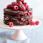 Recipe: Chocolate, Coconut and Raspberry Gateaux