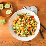 Recipe: Peach Salsa