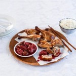 Recipe: Roast Duck with Plum Compote