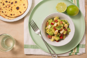 adults guacamole