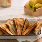 Recipe: Banana Jaffle Combos