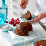 Recipe: Christmas Pudding with Spiced Cream