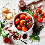 Recipe: Basil-Garlic Tomato Sauce