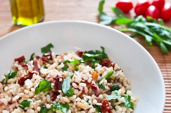 Brown rice salad copy