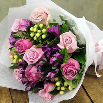 pretty-purple-posy