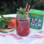 Recipe: Tick Tock Tea Rooibos Green & Watermelon Smoothie