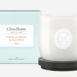 Circa Home – Vanilla Bean and Allspice Soy Candle