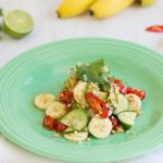 Recipe: Green Banana Som Tum Thai Salad