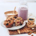 Recipe: Berry Nice Muffins Gluten Free