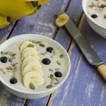 Recipe: Banana Blueberry Smoothie Bowl